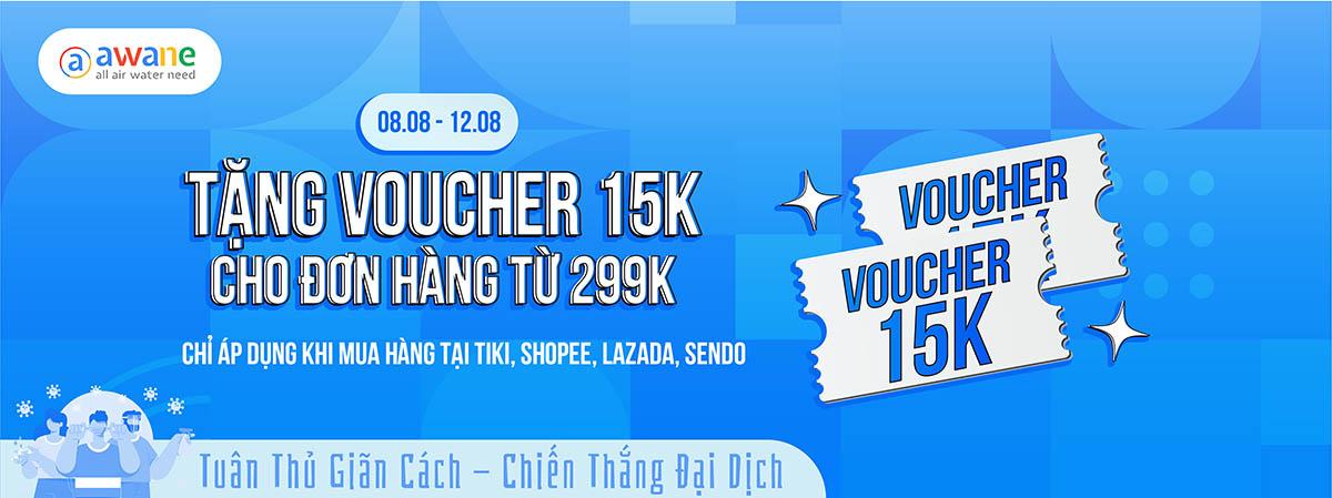 Voucher 15k
