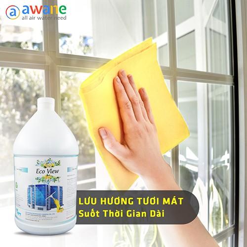 Dung Dịch Lau Kính, Chống Bám Bẩn - Eco VIEW (1)