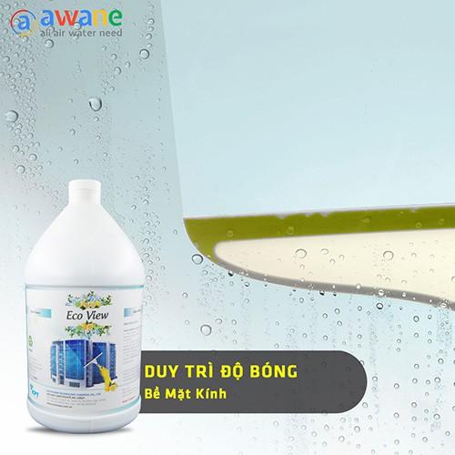 Dung Dịch Lau Kính, Chống Bám Bẩn - Eco VIEW (0)