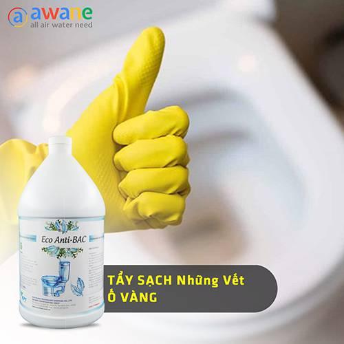 Dung Dịch Tẩy Rửa Khử Trùng Nhà Vệ Sinh - Eco Anti-BAC (1)