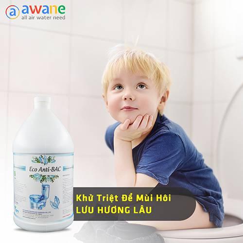 Dung Dịch Tẩy Rửa Khử Trùng Nhà Vệ Sinh - Eco Anti-BAC (0)
