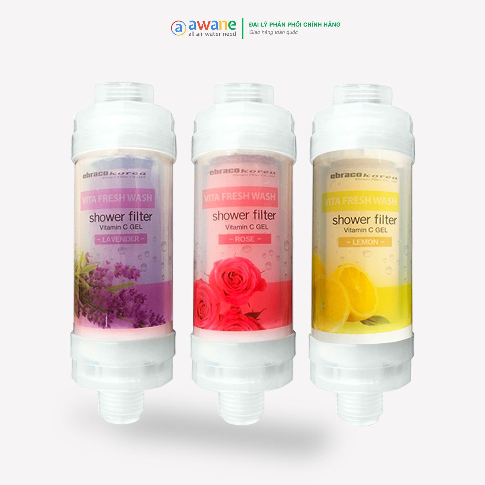 Lọc Nước Vòi Sen - Vita Fresh Wash