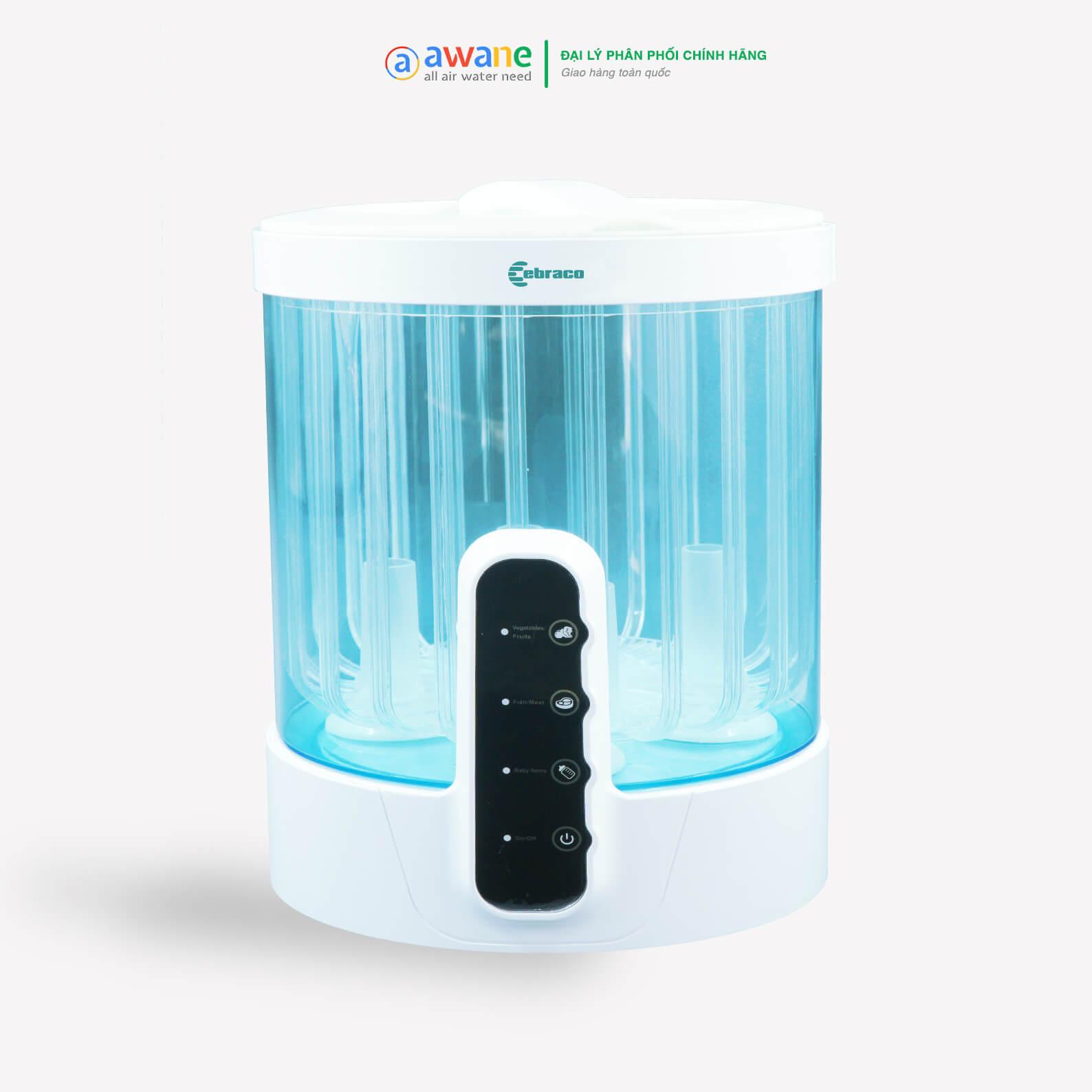 Máy Rửa Trái Cây FV05 - Ebraco Vegetable Washing