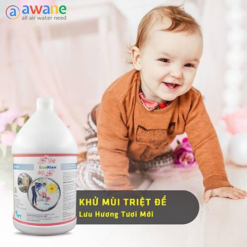 Nước Lau Sàn Khử Trùng ,Khử Mùi - Eco FLORAL (1)