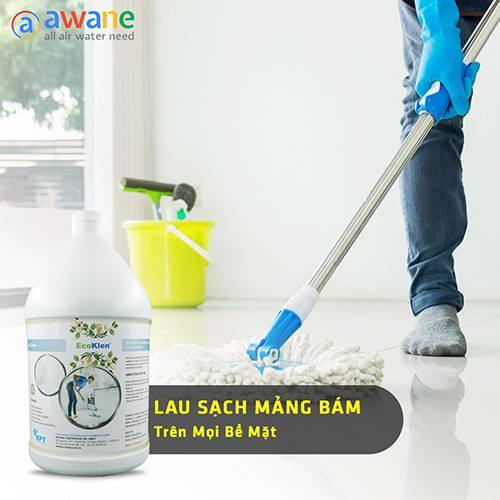 Nước lau sàn khử trùng Eco Lime (1)