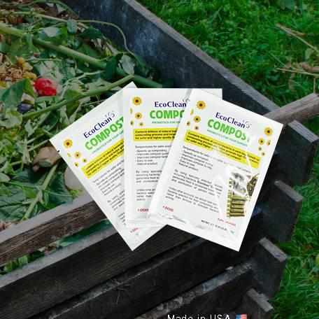 Vi Sinh Ủ Phân - EcoClean Compost (0)