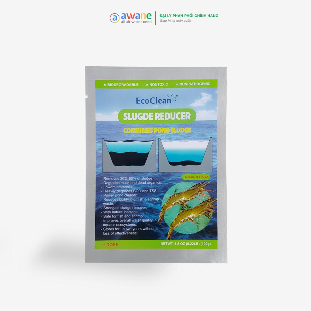 Vi Sinh Xử Lý Đáy Ao Tôm, Cá - EcoClean Sludge Reducer