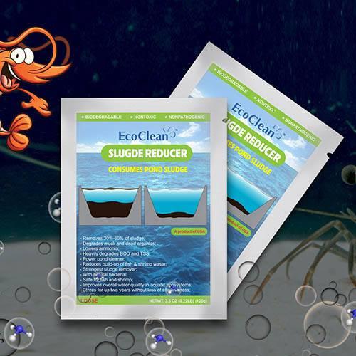 Vi Sinh Xử Lý Đáy Ao Tôm, Cá - EcoClean Sludge Reducer (1)